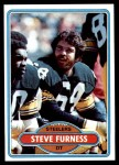 1980 Topps #111  Steve Furness  Front Thumbnail