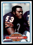 1980 Topps #307  Tommy Hart  Front Thumbnail