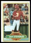 1980 Topps #266  Jan Stenerud  Front Thumbnail