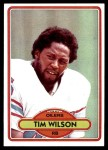 1980 Topps #231  Tim Wilson  Front Thumbnail