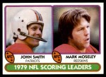 1980 Topps #334   Scoring Leaders Front Thumbnail
