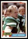 1981 Topps #484  Scott Dierking  Front Thumbnail
