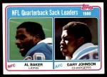 1981 Topps #3   Sack Leaders Front Thumbnail