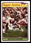 1981 Topps #424  Bruce Harper  Front Thumbnail