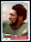 1981 Topps #168  Ezra Johnson  Front Thumbnail