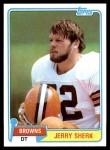 1981 Topps #149  Jerry Sherk  Front Thumbnail