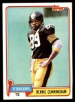 1981 Topps #111  Bennie Cunningham  Front Thumbnail