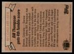 1981 Topps #336   -  Bill Thompson Record Breaker Back Thumbnail