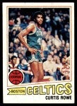 1977 Topps #3  Curtis Rowe  Front Thumbnail