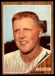 1962 Topps #557  Bob Anderson  Front Thumbnail
