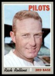 1970 Topps #652  Rich Rollins  Front Thumbnail