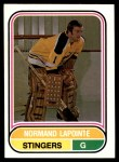 1975 O-Pee-Chee WHA #85  Normand Lapointe  Front Thumbnail