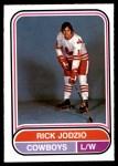 1975 O-Pee-Chee WHA #99  Rick Jodzio  Front Thumbnail