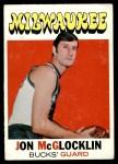 1971 Topps #74  Jon McGlocklin   Front Thumbnail