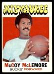 1971 Topps #83  McCoy McLemore   Front Thumbnail