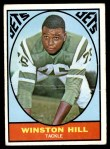 1967 Topps #95  Winston Hill  Front Thumbnail