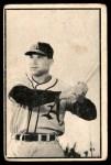 1953 Bowman B&W #20  Eddie Robinson  Front Thumbnail