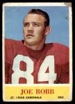 1964 Philadelphia #179  Joe Robb  Front Thumbnail