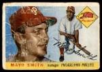 1955 Topps #130  Mayo Smith  Front Thumbnail
