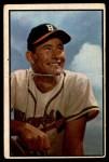 1953 Bowman #151  Joe Adcock  Front Thumbnail