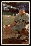 1953 Bowman #7  Harry Chiti  Front Thumbnail