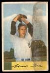 1954 Bowman #177  Whitey Ford  Front Thumbnail