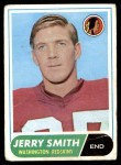 1968 Topps #140  Jerry Smith  Front Thumbnail