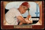 1955 Bowman #237  John Wyrostek  Front Thumbnail