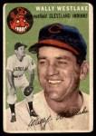 1954 Topps #92  Wally Westlake  Front Thumbnail