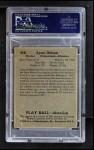 1939 Play Ball #118  Lynn Nelson  Back Thumbnail