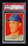 1957 Topps #339  Bob Speake  Front Thumbnail