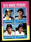 1975 Topps #618   -  Scott McGregor / Rick Rhoden / Jamie Easterly / Tom Johnson Rookie Pitchers   Front Thumbnail