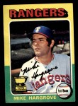 1975 Topps #106  Mike Hargrove  Front Thumbnail