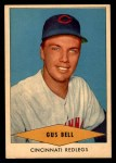1954 Red Heart  Gus Bell  Front Thumbnail