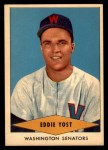 1954 Red Heart  Eddie Yost    Front Thumbnail