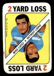 1971 Topps Game #20  Mike Lucci  Front Thumbnail