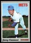 1970 Topps #610  Jerry Koosman  Front Thumbnail