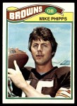 1977 Topps #7  Mike Phipps  Front Thumbnail