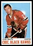 1970 Topps #20  Stan Mikita  Front Thumbnail