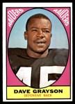 1967 Topps #111  Dave Grayson  Front Thumbnail