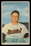 1954 Bowman #69  Clint Courtney  Front Thumbnail