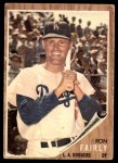 1962 Topps #375  Ron Fairly  Front Thumbnail