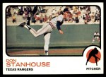 1973 Topps #352  Don Stanhouse  Front Thumbnail