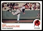 1973 Topps #352  Don Stanhouse  Front Thumbnail
