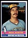 1976 Topps #269  Rick Austin  Front Thumbnail