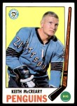1969 Topps #114  Keith McCreary  Front Thumbnail