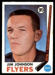 1969 Topps #97  Jim Johnson  Front Thumbnail