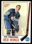 1969 Topps #65  Pete Stemkowski  Front Thumbnail