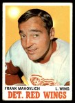 1970 Topps #22  Frank Mahovlich  Front Thumbnail