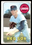 1969 Topps #264  Bill Landis  Front Thumbnail